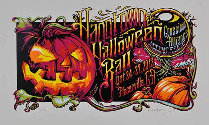 Hangtown Halloween Ball - 2013
