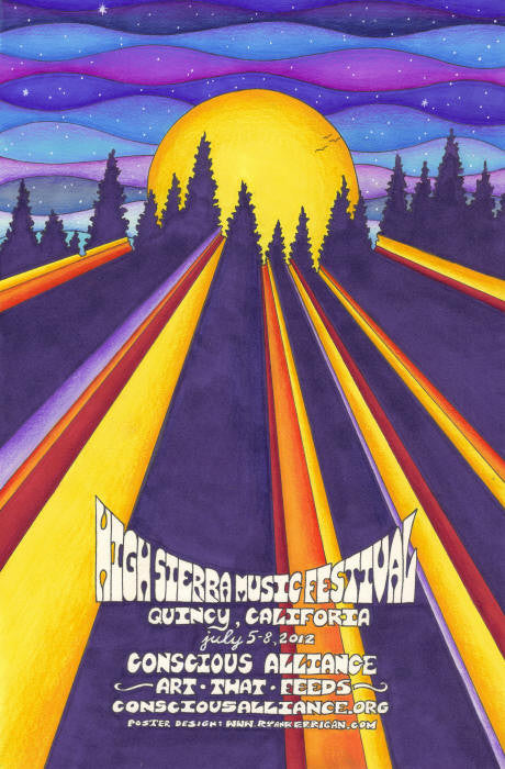 High Sierra Music Festival - 2012