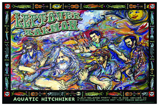 Leftover Salmon Denver - 2012