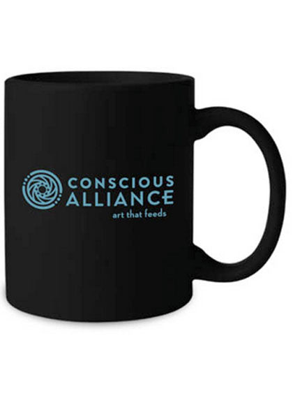 Conscious Alliance Logo Coffee Mug