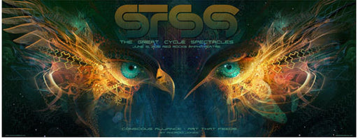 STS9 Red Rocks Amphitheatre -  2012