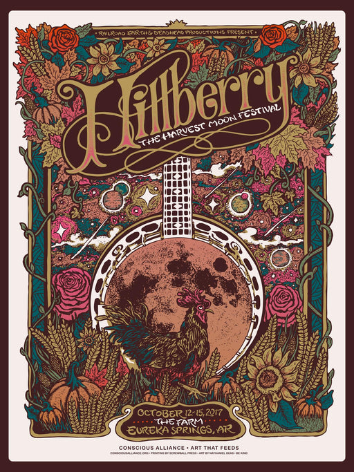 Hillberry Music Festival  - 2017