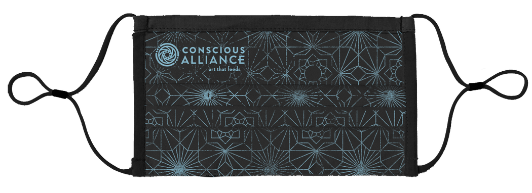 Conscious Alliance Face Mask