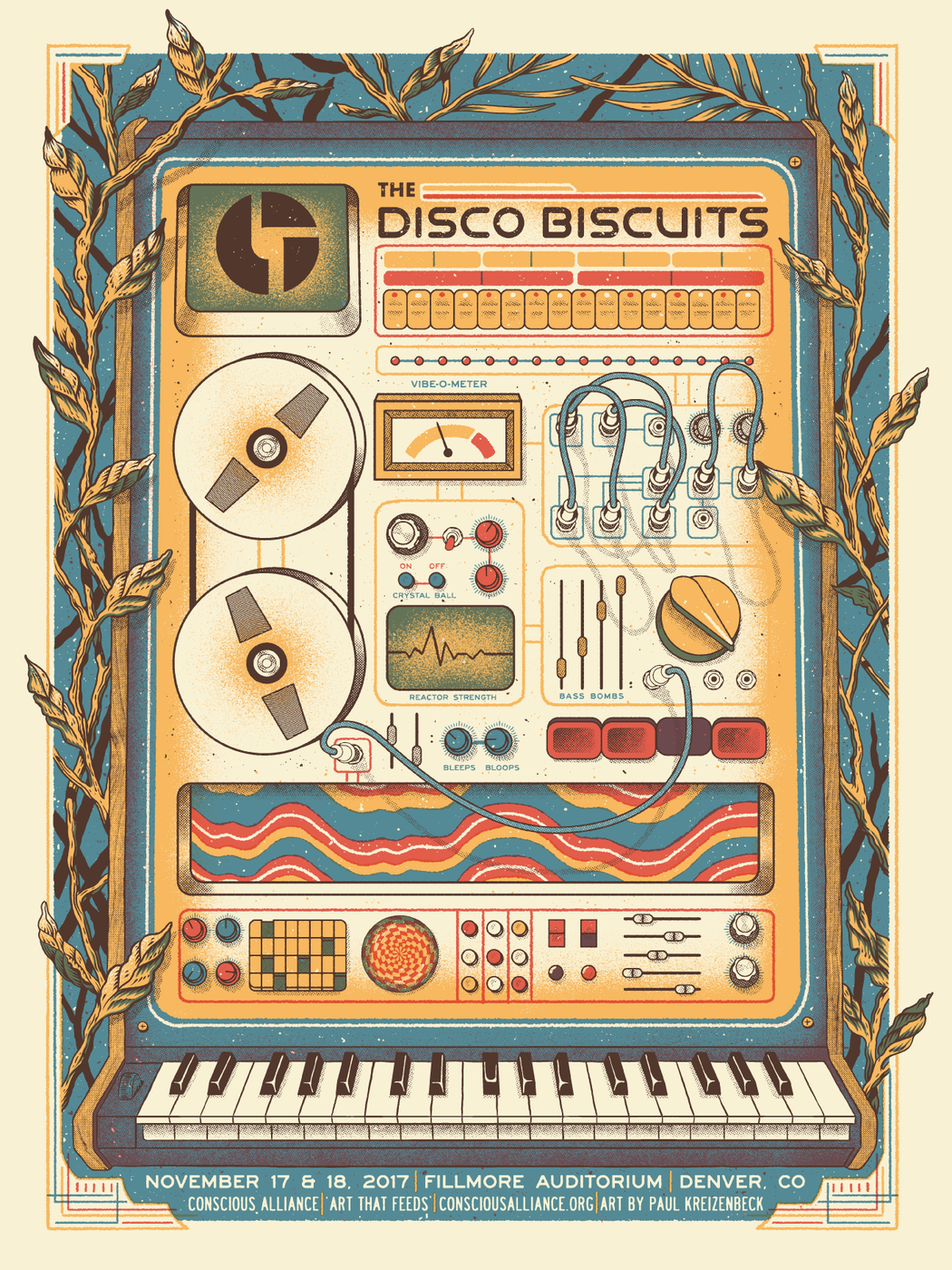 Disco Biscuits Denver - 2017