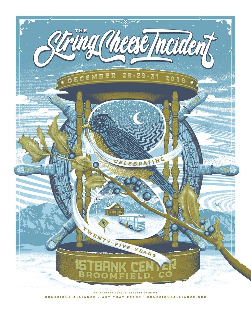 String Cheese Incident Broomfield - 2018