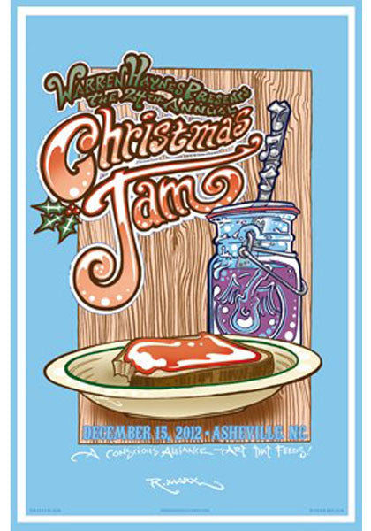 Warren Haynes Presents: The 24th Annual Christmas Jam - 2012
