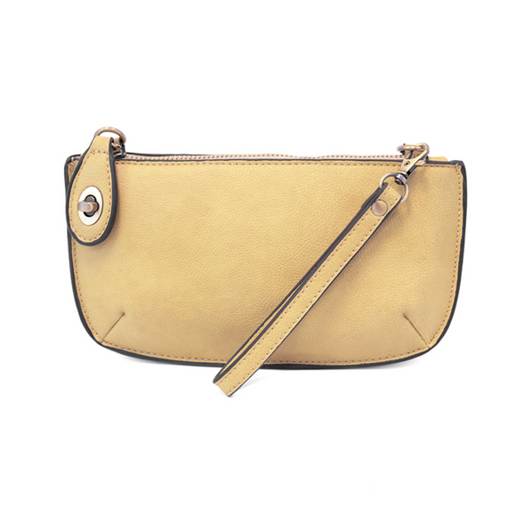 Joy  Mini Crossbody Clutch - Celedon
