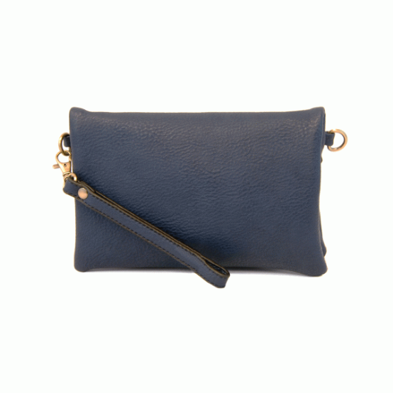 Joy New Kate Crossbody Clutch - Navy