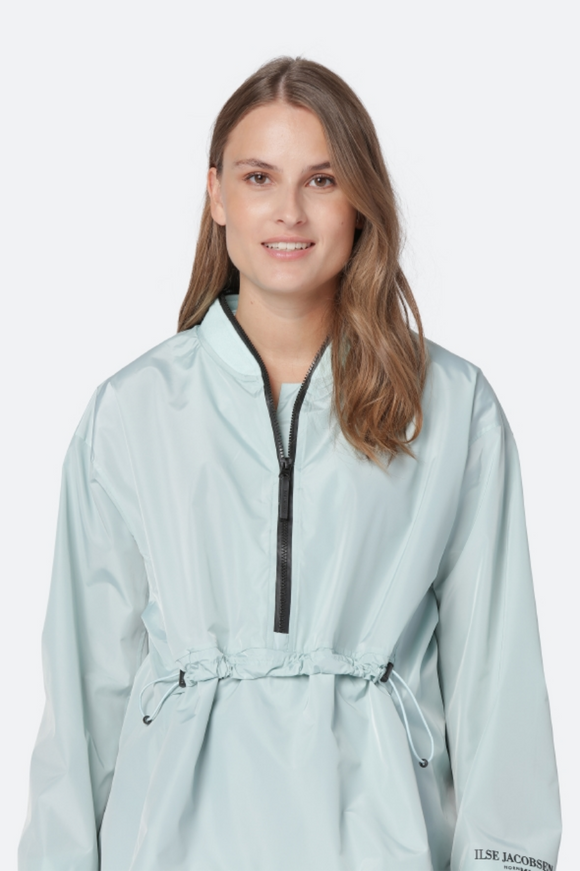 Rain167 - 1/4 Zip Pullover - 687 - Sea Foam