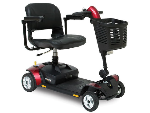 Pride Go-Go Elite Traveller - 4 Wheel