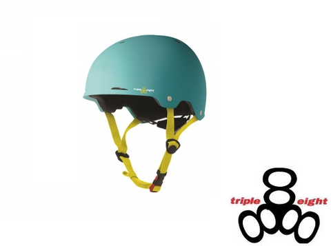 Triple Eight Gotham Dual Certified Helmet with EPS Liner or MIPS Liner