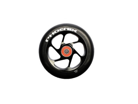 Black Phoenix 6 Spoke Wheel
