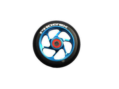 Blue Phoenix 6 Spoke Wheel