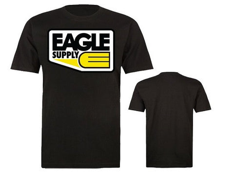 Eagle Supply Tee Badge Logo  Shirt