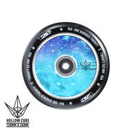 Envy 120mm Wheels Hollow Core Galaxy