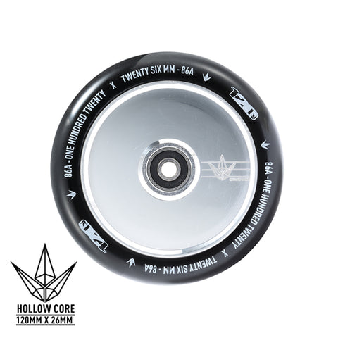Envy 120mm Wheels Hollow Core Mirror