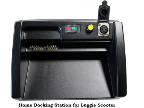 Home Docking Station for Luggie Scooter