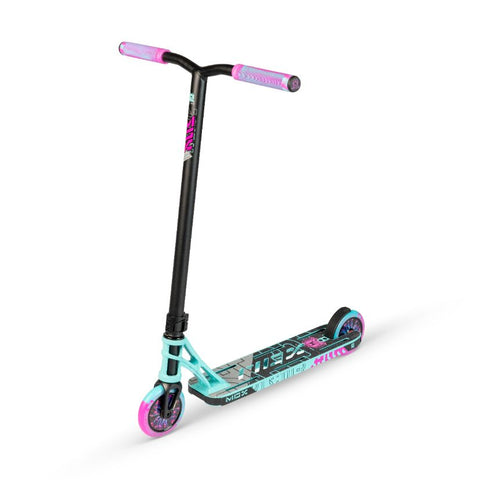 madd gear scooter pro pink/teal