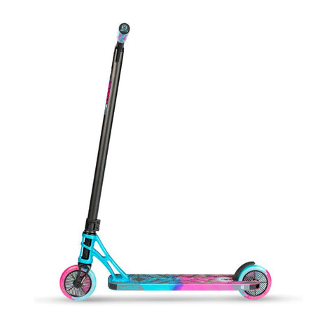 madd gear scooter team pink/teal hydrazine