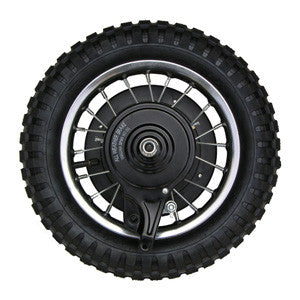 MX350/MX400 Replacement Rear Wheel