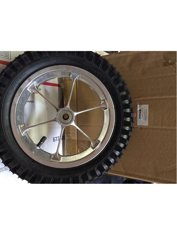 MX350 Mag Complete Wheel Kit
