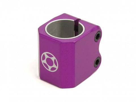 Purple Proto Half Knuckle Clamp