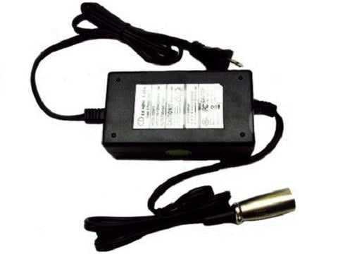 Currie E1000 4pin 36 Volt Charger
