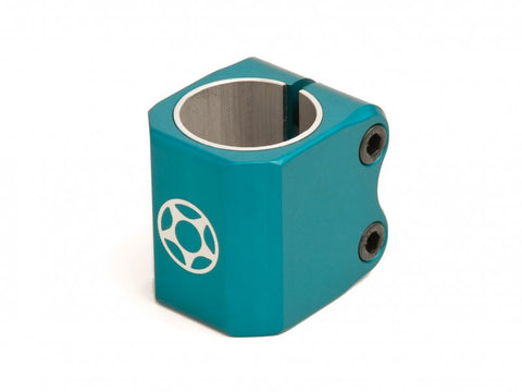 Teal Proto Half Knuckle Clamp