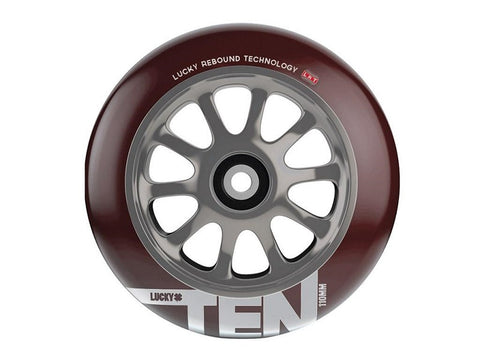 Lucky Ten Scooter Wheel 110mm (Pair)