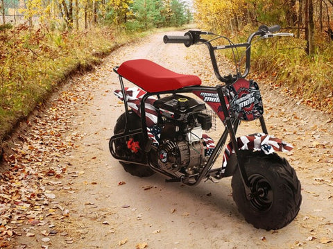 Monster Moto Mini Bike