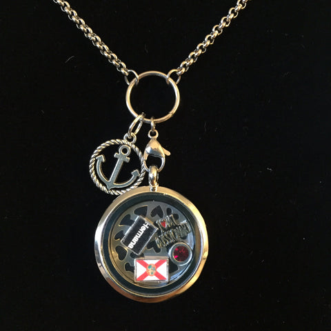 Mother's Day Floating Locket