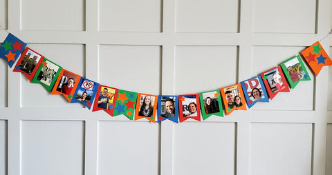 Birthday Photo Banner Kit