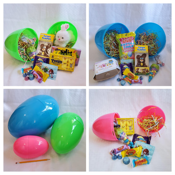 Easter Egg Packages