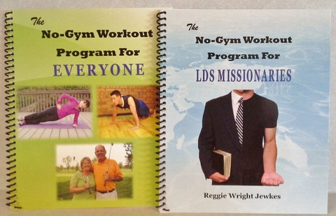 No-Gym Workout Program Manual