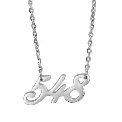 Days to Serve Women's Cutout Necklace (548 or 730)