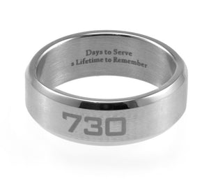 Days to Serve Men's 730 Ring