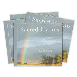 """Sacred Hymns"" CD - Garth Smith"