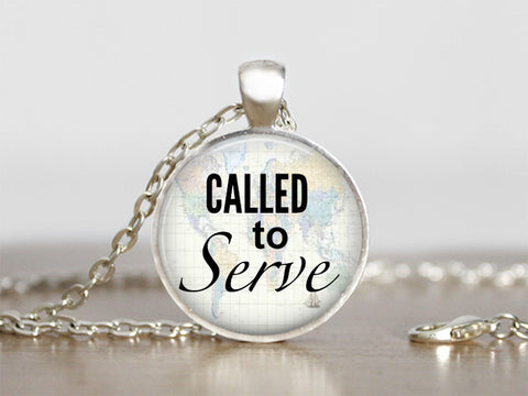"""Called to Serve"" Jewelry by Simply Kiki's"