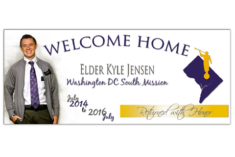Formal Welcome Banners Garment Shop Banners