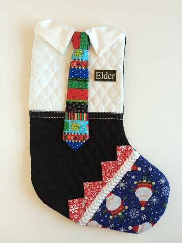 "Missionary Stocking for that special ""Elder"""