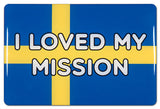 I Loved My Mission - Decal