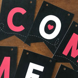Missionary Bunting--Welcome Home