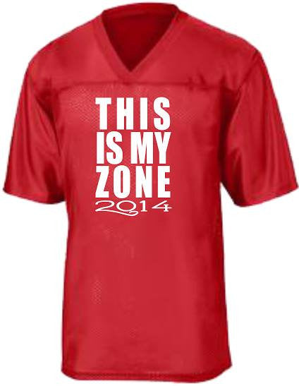This is My Zone Jersey