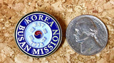 LDS Mission Lapel Pin