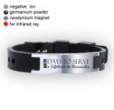 Days to Serve Men's 730 Energy Bracelet