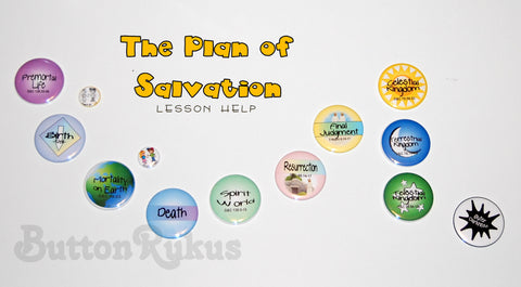 Plan of Salvation Magnetic Teaching Tool