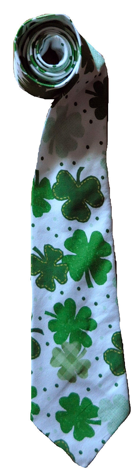 White Clover Ties - Handmade Men's Necktie