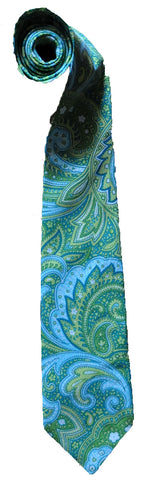 Paisley Men's or Boy's Necktie - Ties for all occassions!