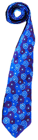 Patriotic Men's & Boy's Necktie - USA 4th of July