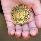 LDS Mission Commemerative Coin